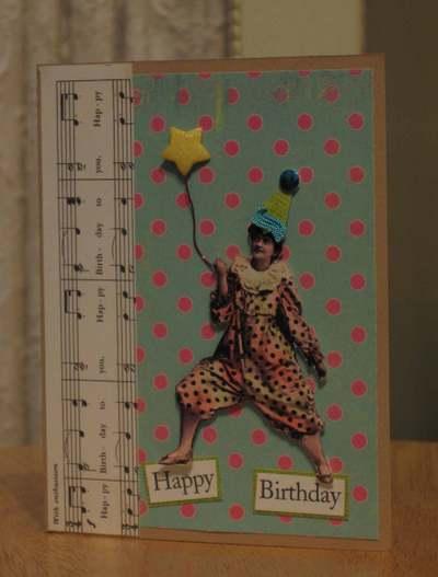 Birthdayclown